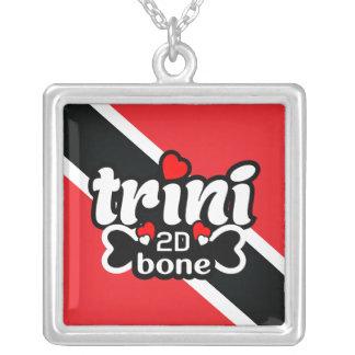 Collier de drapeau du Trinidad-et-Tobago
