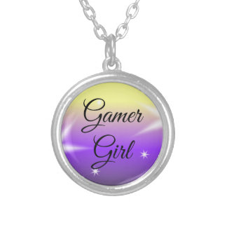 Collier de fille de Gamer