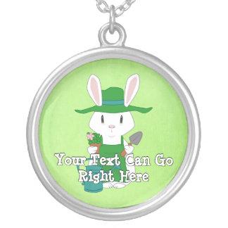 Collier de jardinage de lapin