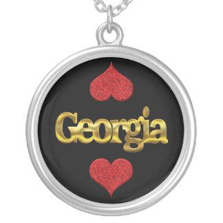 Collier de la Géorgie