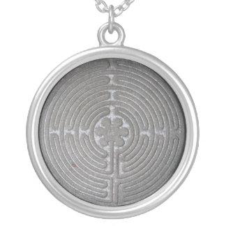 Collier de labyrinthe
