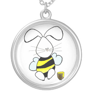 Collier de lapin de miel