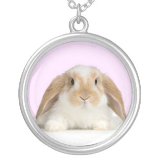 Collier de lapin de Pâques