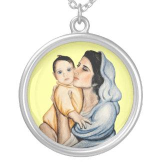 Collier de mère et d'enfant