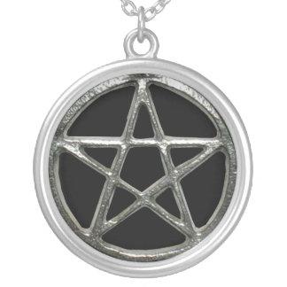 Collier de pentagramme