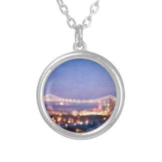 Collier de photo de San Francisco de lueur de pont