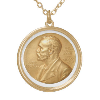 Collier de prix de paix Nobel