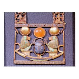 Collier de Soleil Levant, de tombe de Cartes Postales