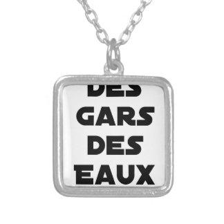 Collier Des Gars des Eaux - Jeux de Mots - Francois Ville