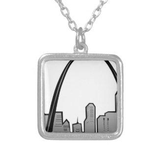 Collier Dessin d'horizon de St Louis