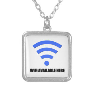 Collier disponible de Wifi ici