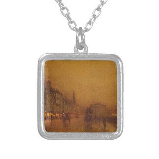 Collier Dock de Greenock par John Atkinson Grimshaw