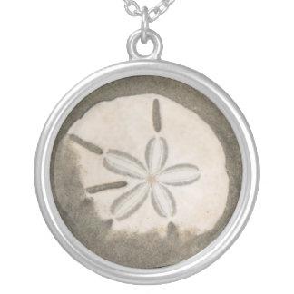 Collier Dollar de sable (Echinarachnius Parme)