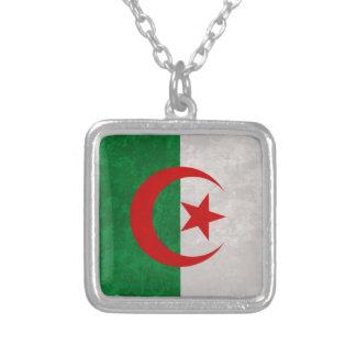 Collier drapeau Algérie