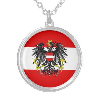 Collier Drapeau autrichien