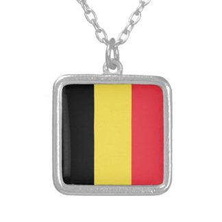 Collier Drapeau de la Belgique
