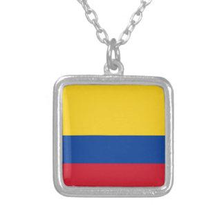 Collier Drapeau de la Colombie