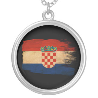 Collier Drapeau de la Croatie