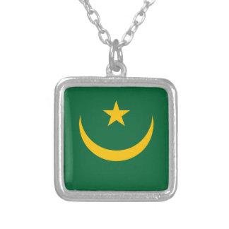Collier Drapeau de la Mauritanie