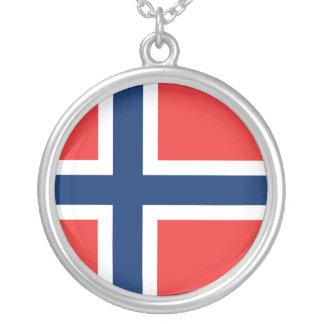 Collier Drapeau de la Norvège