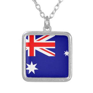 Collier Drapeau de l'Australie