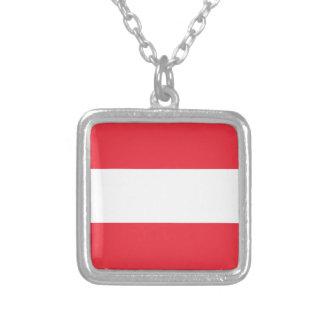 Collier Drapeau de l'Autriche