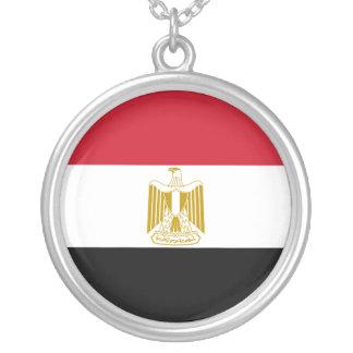 Collier Drapeau de l'Egypte