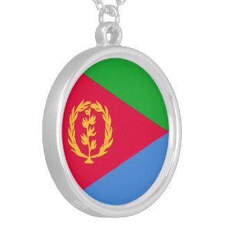 Collier Drapeau de l'Érythrée