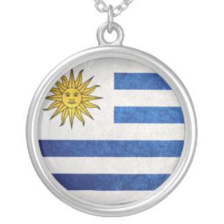 Collier Drapeau de l'Uruguay
