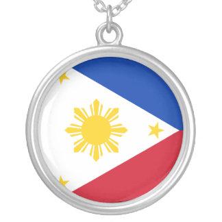 Collier Drapeau de Philippines