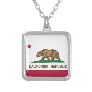 Collier Drapeau d'état de la Californie