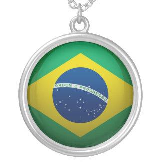 Collier Drapeau du Brésil