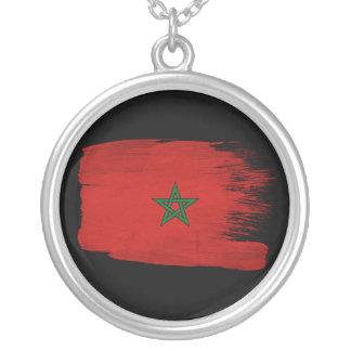 Collier Drapeau du Maroc