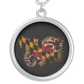 Collier Drapeau du Maryland