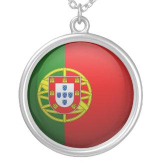 Collier Drapeau du Portugal