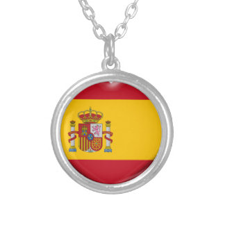 Collier Drapeau Espagne