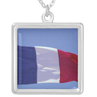 Collier Drapeau français