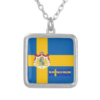 Collier Drapeau suédois