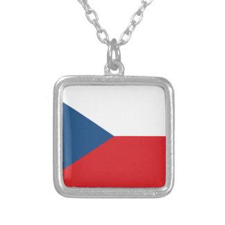 Collier Drapeau tchèque