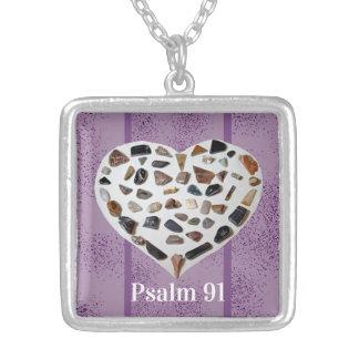 Collier du psaume 91 de la protection de Dieu