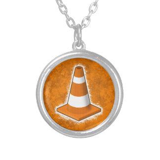 Collier Éclaboussure de cône de sécurité routière