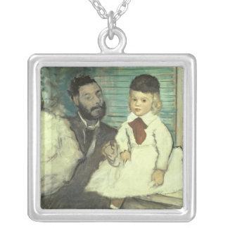 Collier Edgar Degas | Comte Le Pic et ses fils