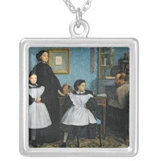 Collier Edgar Degas | la famille de Bellelli, 1858-67