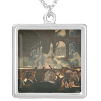 Collier Edgar Degas | la scène de ballet, l'opéra de