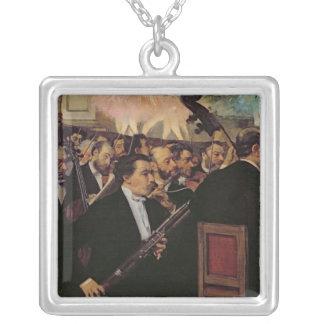 Collier Edgar Degas | l'orchestre d'opéra, c.1870