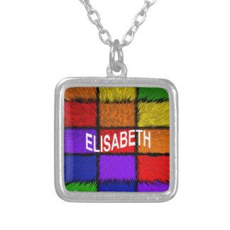 COLLIER ELISABETH