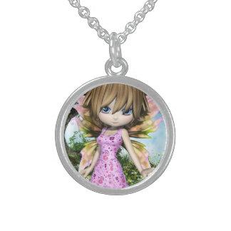 Collier En Argent Princesse féerique Necklace de Lil