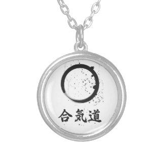 Collier Encre de zen d'Aikido