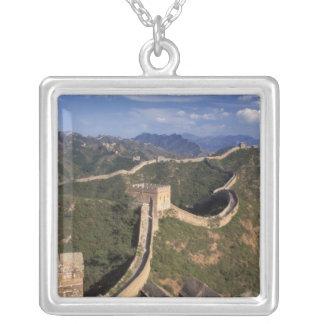 Collier Enroulement de Grande Muraille par la montagne,