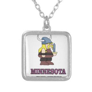 Collier Équipage du Minnesota